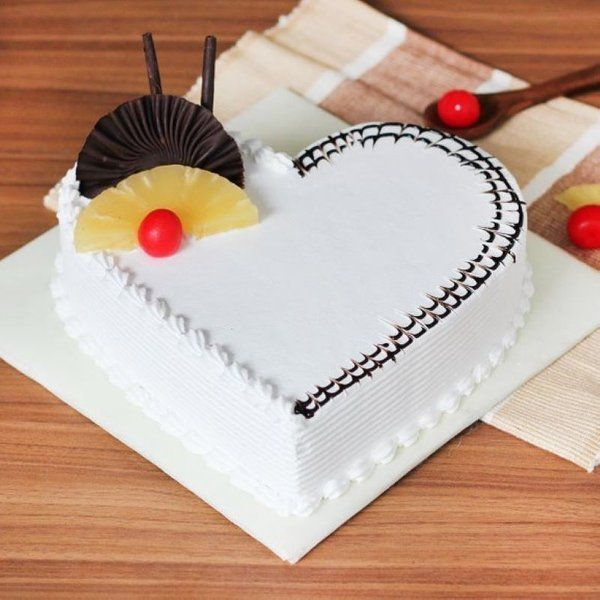 FlowerAura Amour Ambrosia Cake 3 Year Anniversary Gift For Husband