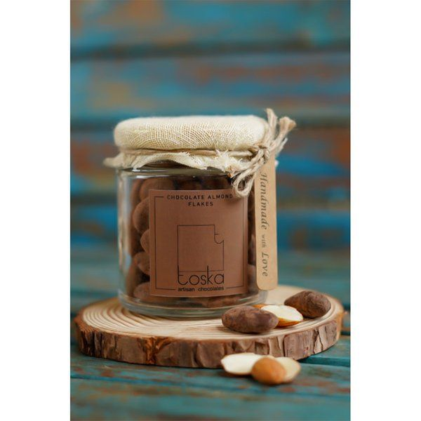 Toska Chocolates Chocolate Almond Flakes Womens Day Gift Ideas For Colleagues