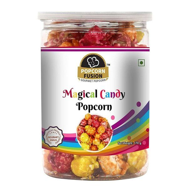 Popcorn Fusion Fruity Candy Popcorn Birthday Gift For  Baby Girl
