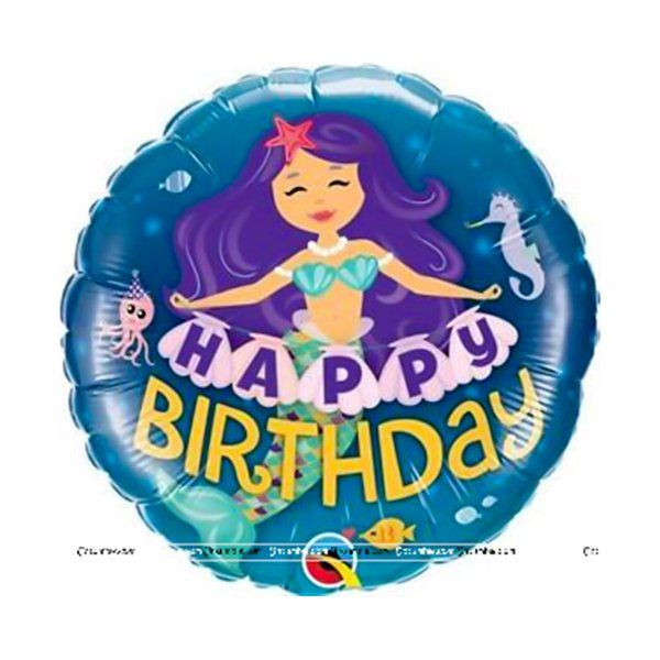 Untumble Happy Birthday Foil Balloons Birthday Gifts For 8 Year Girl