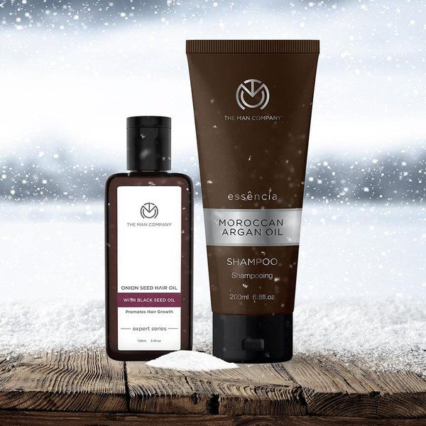 The Man Company Healthy Winter Hair Care Unique Gifts For Boyfriend