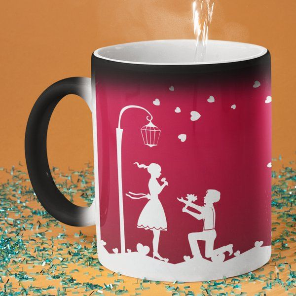 Privy Express I Still Fall in Love with you Everyday Magic Coffee Mug Best Simple Gifts For Girlfriend