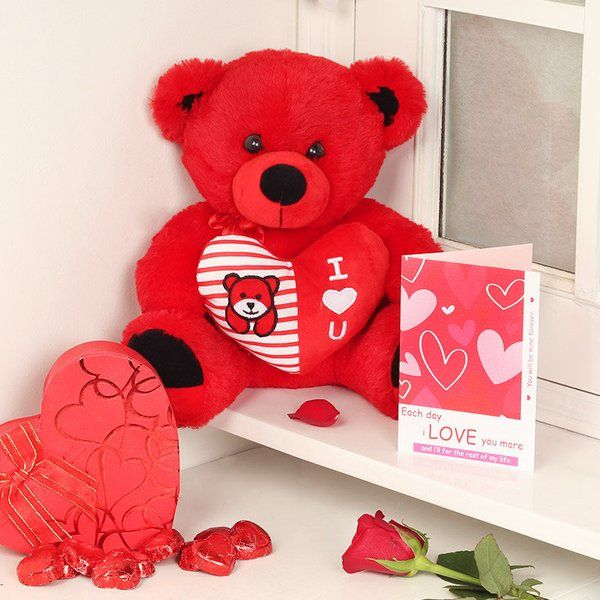 FlowerAura I Will Be Loving You Set Valentines Day Gifts For Girls