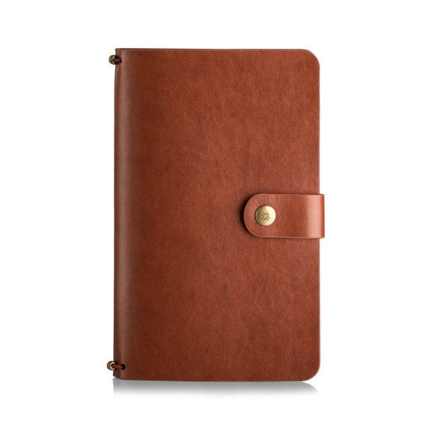 Pennline Journal Quikrite - Brown Memorable Gift For Husband