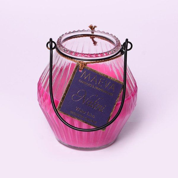 TheMaevaStore Nalini Starlight Candle Small Gifts For Mom
