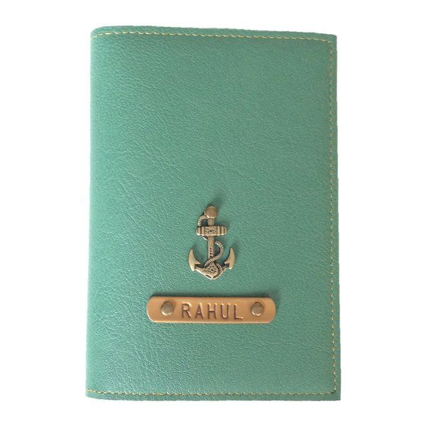 Privy Express Personalised Executive Passport Cover with Charm Return Gifts For Womens Day
