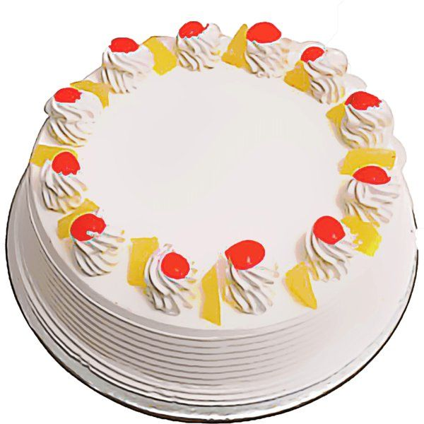CakeZone Pineapple Cake Gifts Under 500