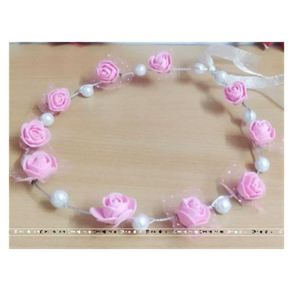Pink Tiara Unique Gifts Below 100 Rupees for Girls