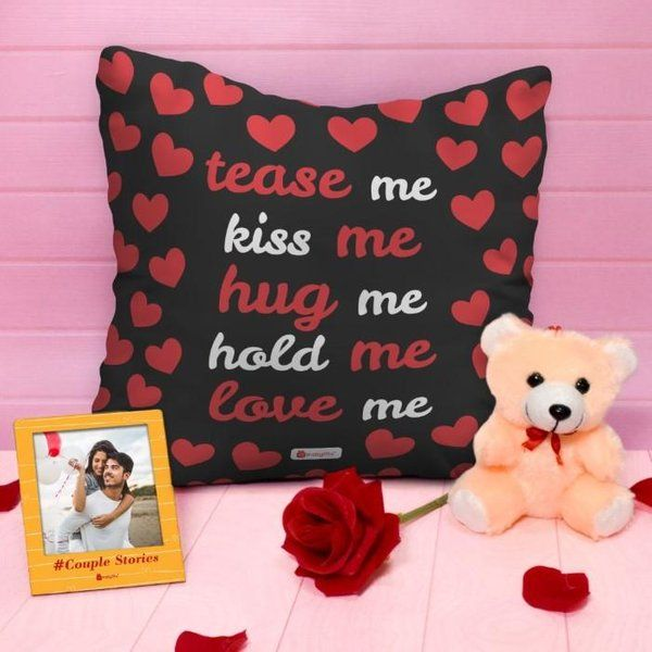 Indigifts Romantic Love Combo Surprise For Lovers Husband Wife Romantic Valentines Day Gifts For Him