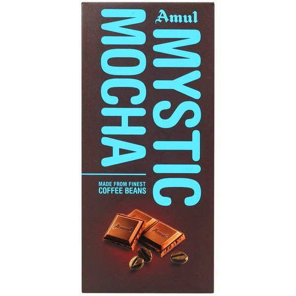 Amul Amul Chocolate Mystic Mocha 150g Gifts For Online Friends
