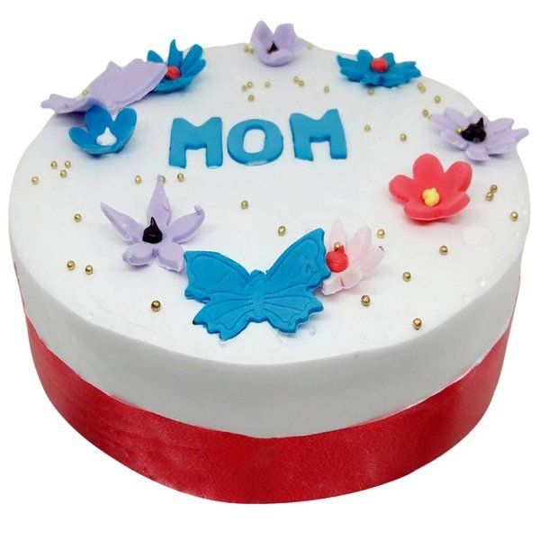 CakeZone Best MOM Ever Cake Small Gifts For Mom