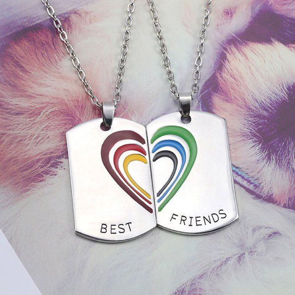 FlowerAura BFF Chain Set Sentimental Gifts For Best Friends