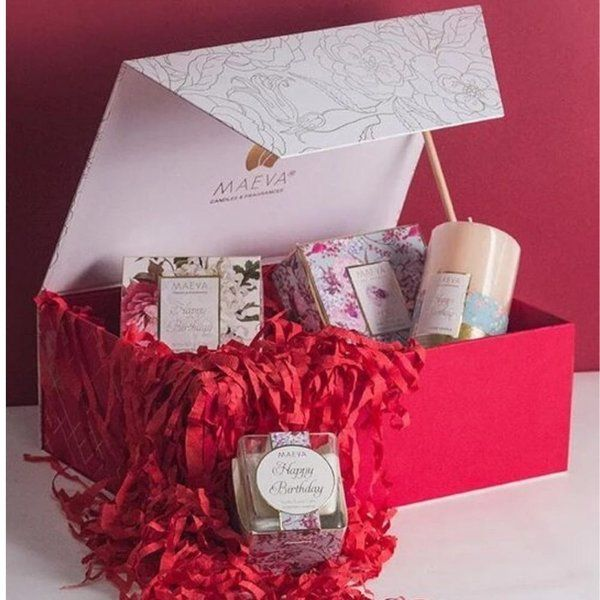 TheMaevaStore Birthday Gift Box - Medium Expensive Gifts For Mom