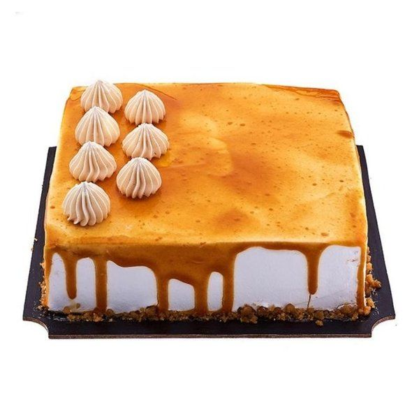 Smoor Butter Scotch Caramel Crunch Cake Engagement Gift For Wife