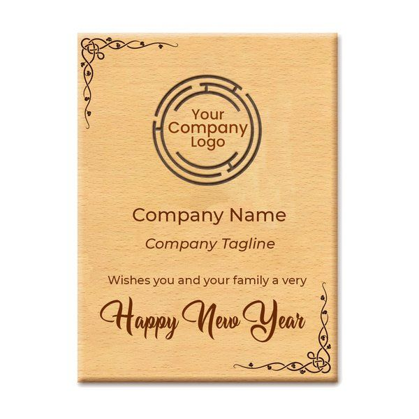 Corporate New Year Personalized Gift