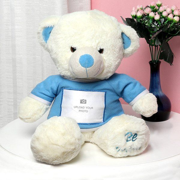 FlowerAura Cute Teddy Boy Cute Gifts For Best Friend