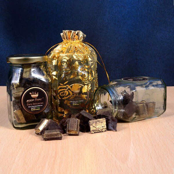 Ayur Bars Dark Delicacies Jars Birthday Gift Ideas For Friends