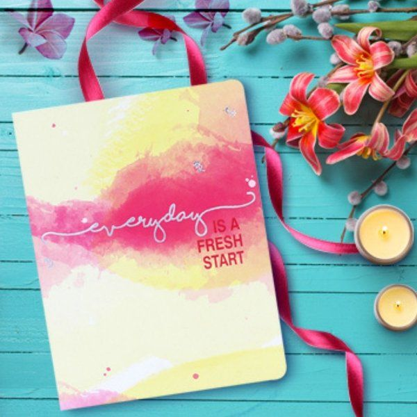 Doodle Flying Start - Planner Sentimental Gifts For Best Friends
