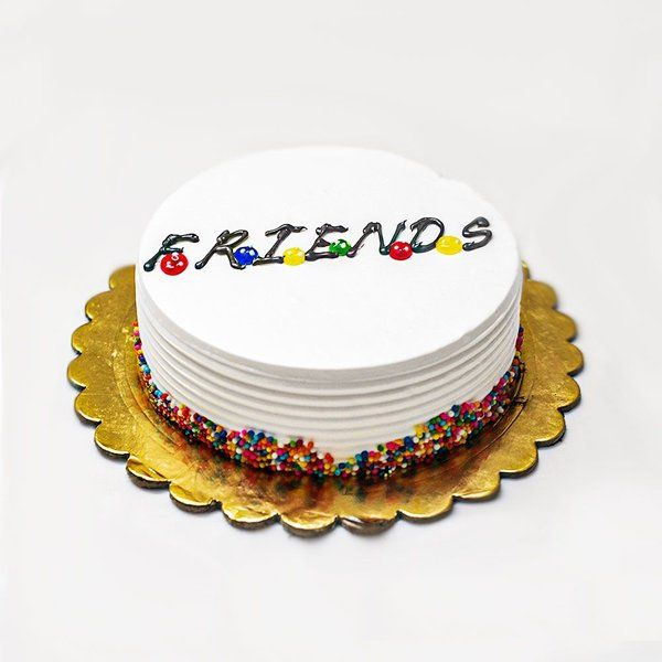 CakeZone Friendship Day Special Vanilla Cake Birthday Gift Ideas For Friends