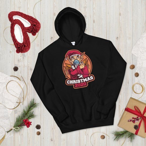 Privy Express Funny Christmas 2020 Hoodie Funny Gifts For Friends