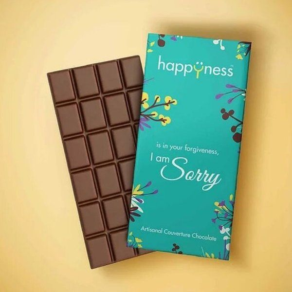 I am Sorry Chocolate Bar Sorry Gifts for Girlfriend