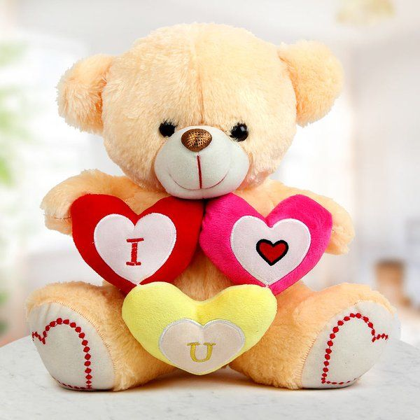 FlowerAura I Belong To You Teddy Thank You Gifts For Friends