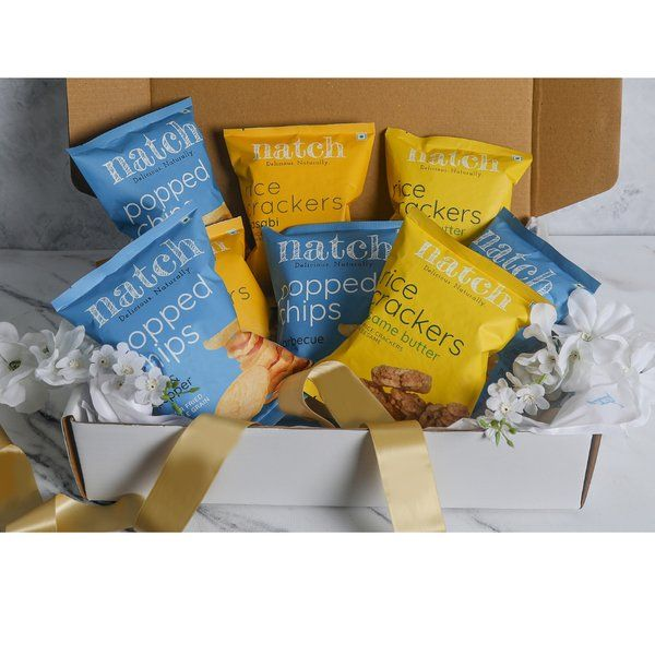 Natchsnacks Keep It Crunchy Unique Gifts For Friends