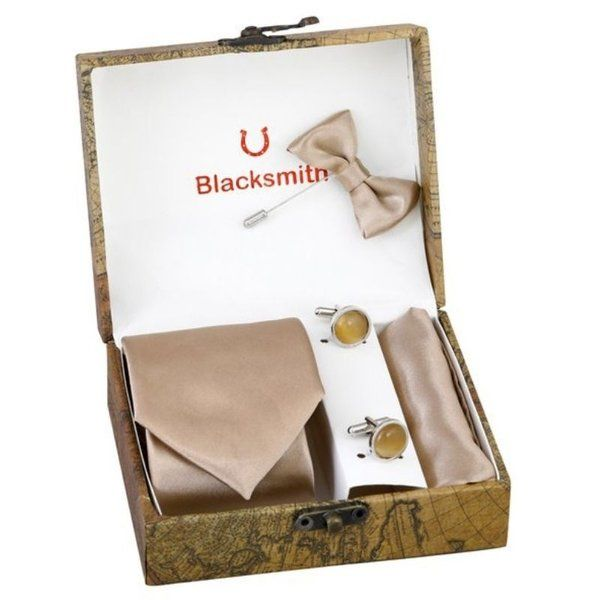 Blacksmith Men Wedding Rose Gold Color Essentials - Solids Birthday Gifts For Dad From Son