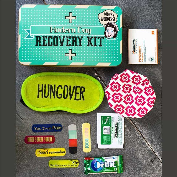 Dottedi Modern Day Recovery Kit Twin Sister Gifts