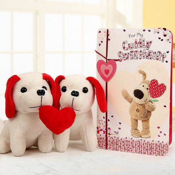 My Cuddly Sweetheart Romantic Gifts for Girlfriend under 1000