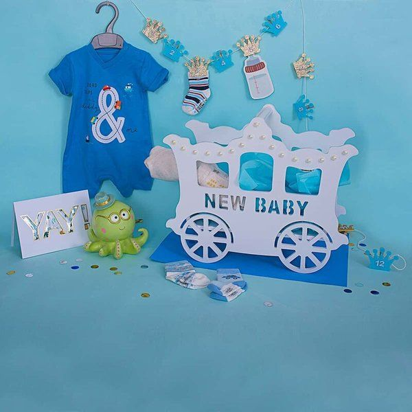 Dottedi New Baby Hamper Mom To Be Hamper
