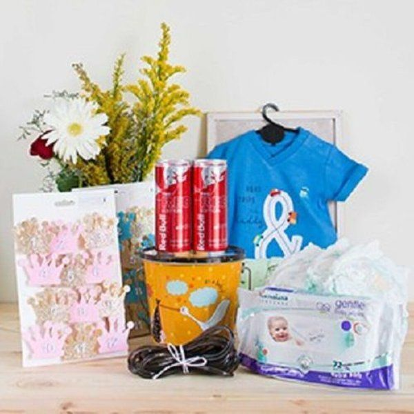Dottedi New Dad Hamper Unique Birthday Gifts For Dad