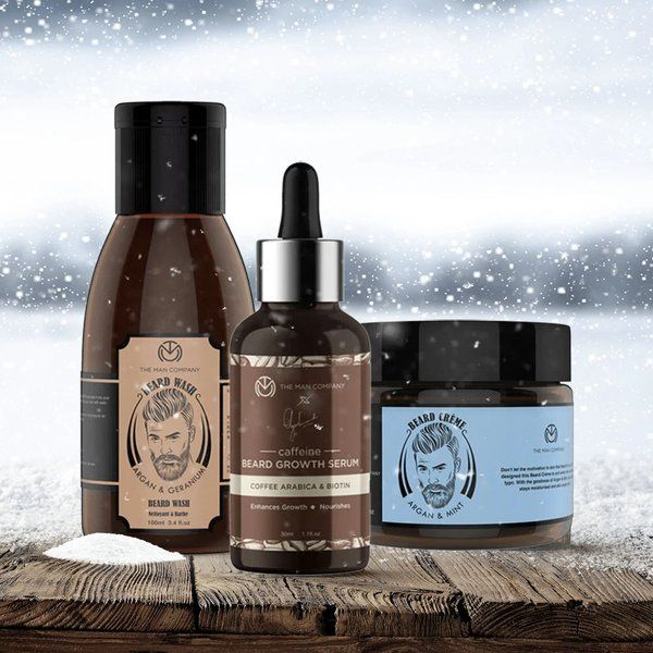 The Man Company No Beardruff Winter Beard Care Useful Gifts For Brother