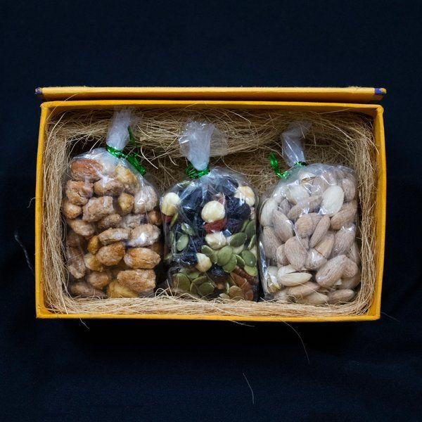 GoingNuts Party Ready Nuts Hamper Mom To Be Hamper