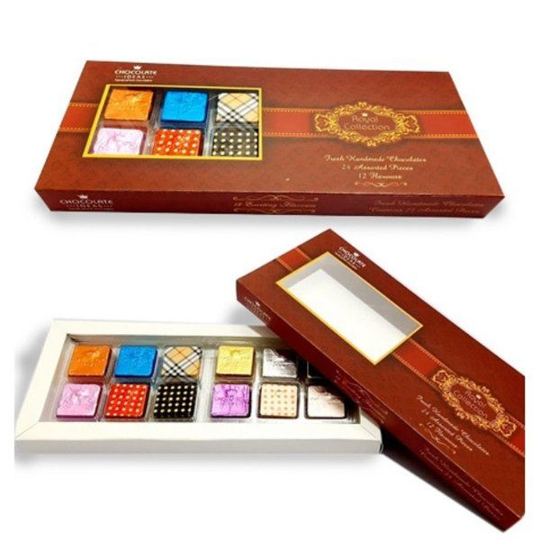 Chocolate Ideas   Royal Collection Chocolate Box Gift For Male Best Friend