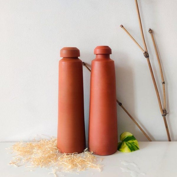 Terracotta Bottle Set Unique 75th Birthday Gift Ideas for Dad - GiftIdeas