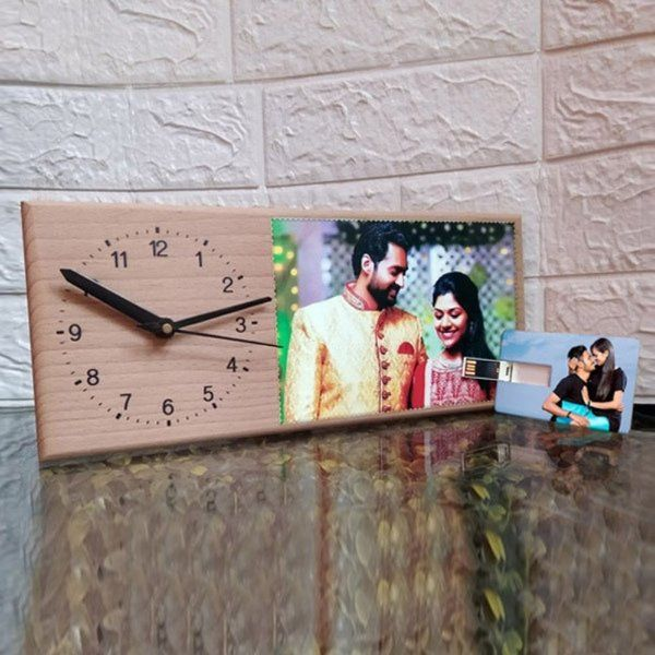 Privy Express Timeless Love Personalized Combo for Valentine's Day 25th Anniversary Gift Ideas For Husband