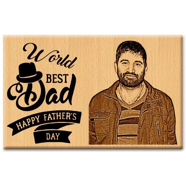 Incredible Gifts Unique World's Best Dad Photo Frame Fathers Day Photo Frame
