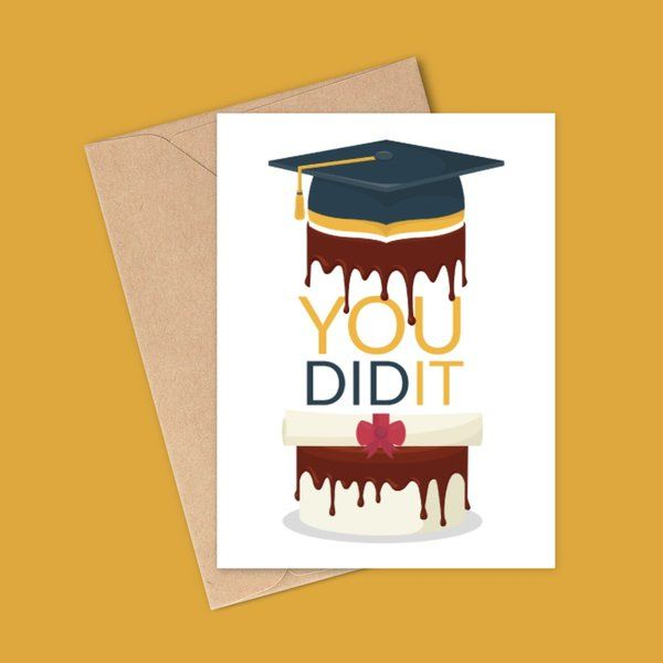 Privy Express You Did It Graduation Gifts For Girls