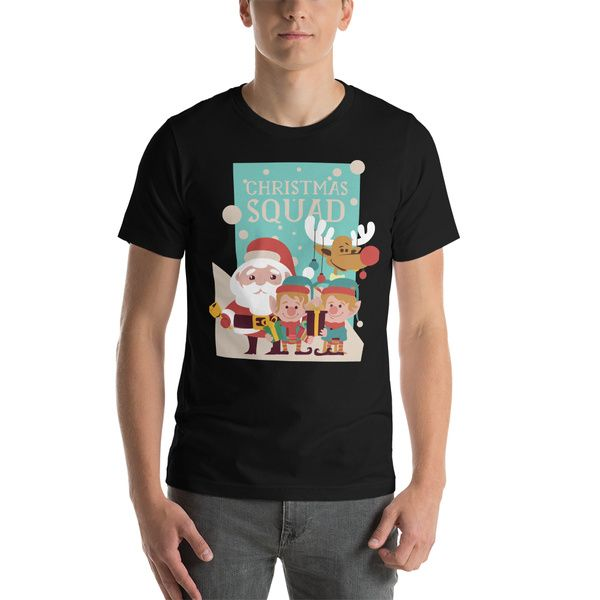 Privy Express Christmas Squad T-shirt for Men Birthday Gifts Under 500