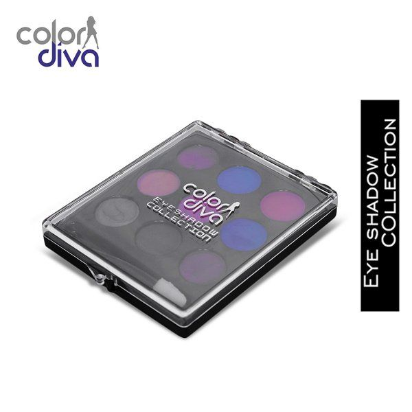 Color Diva Powder Multi Color Eye Shadow Birthday Gifts Under 300 Rupees