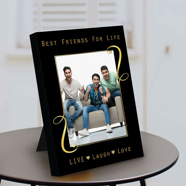 Privy Express Wishing Happy Friendship Day Customized Photo Table Frame Best Friend Photo Frame Ideas