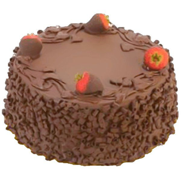 CakeZone Choco Strawberry Cake Gifts For 17 Year Old Girls