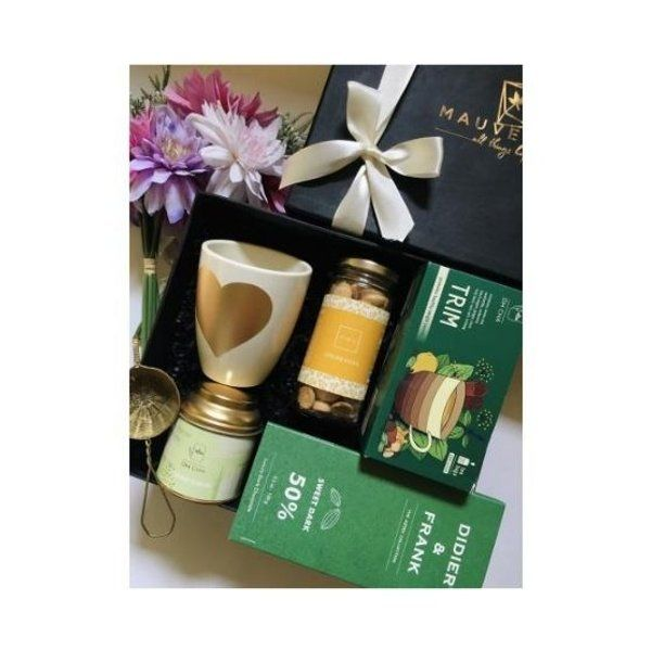 Mauvelush Love For Tea Box - I Expensive Gifts For Girlfriend